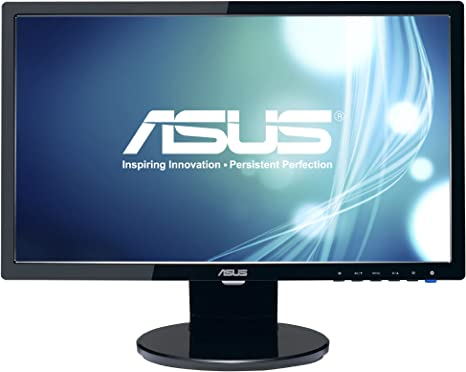 """ASUS VE Series VE208T Black 20/"""" 5ms Widescreen LED Backlight LCD Monitor"""