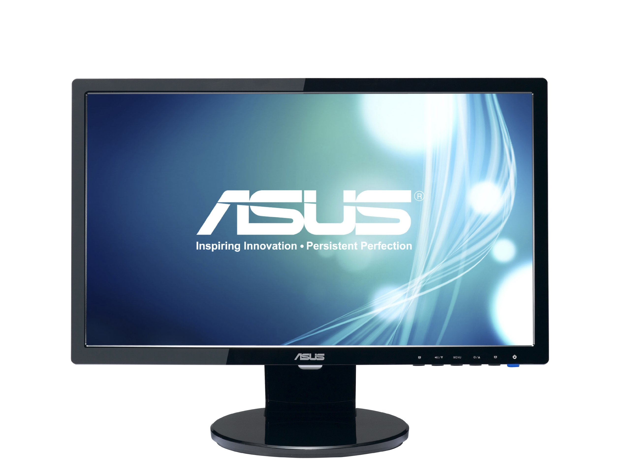 ASUS VE208T 20'' HD+ 1600x900 DVI VGA Back-lit LED Monitor