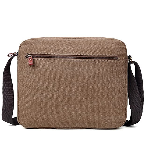 868ef2a3015 TRP0391 Troop London Classic Canvas Messenger Bag   Tablet Friendly   Amazon.co.uk  Shoes   Bags