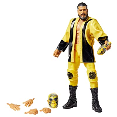 WWE Andrade Elite Collection Action Figure: Toys & Games