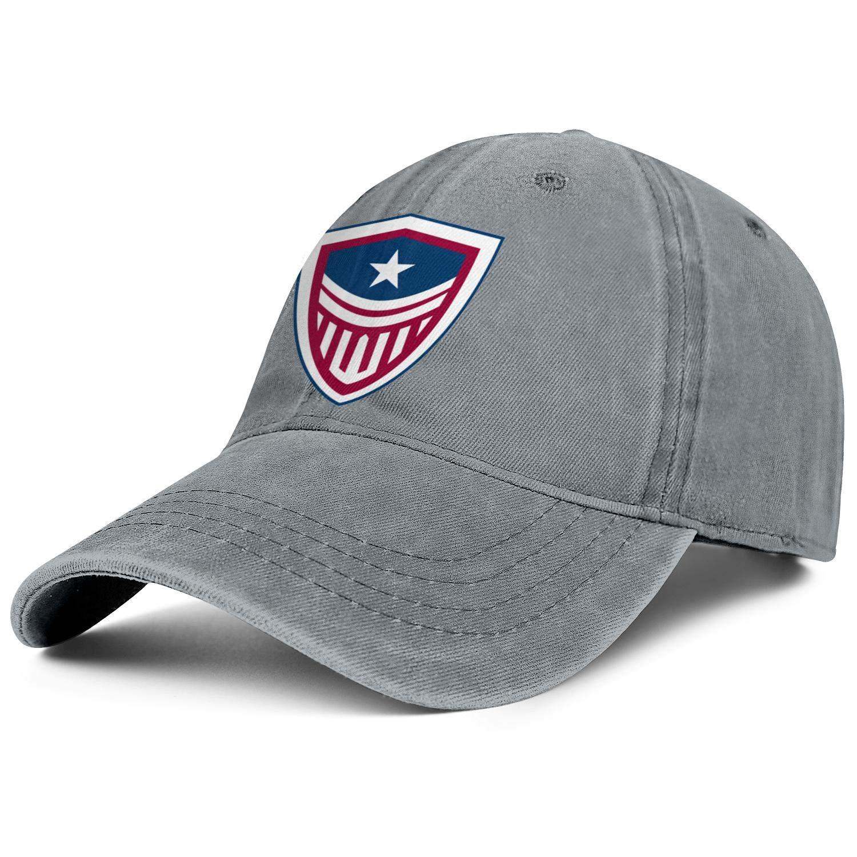 Mens Adjustable Fits Baseball Cap Casual Unisex Performance Snapback Hat