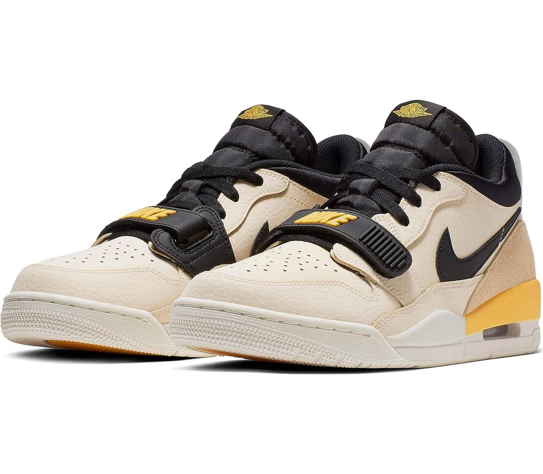 Jordan Mens Nike Air Legacy 312 Low Pale Vanilla University Gold CD7069-200