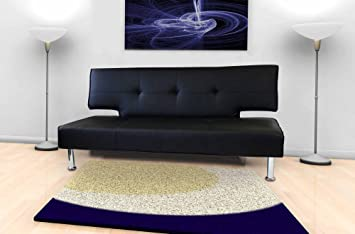 Awe Inspiring New Modern Italian Designed Turin Black Faux Leather 3 Interior Design Ideas Ghosoteloinfo