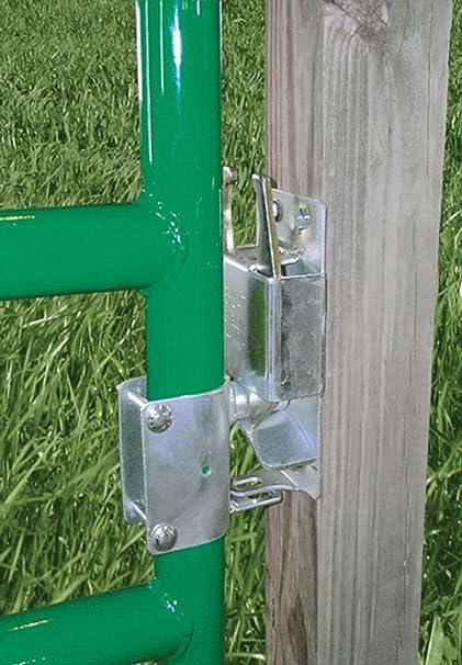 Co Line R-158-2L Two-Way Locking Livestock Gate Latch Co