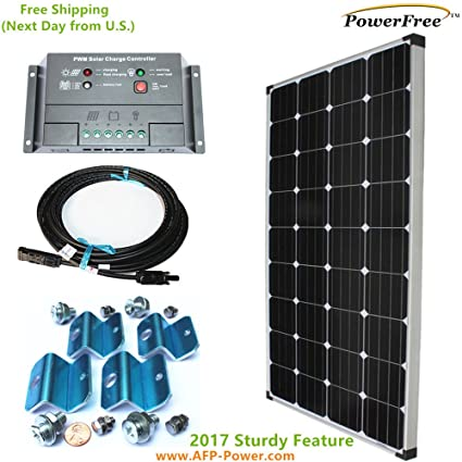 12v 160w Solara Solaranlage Wohnwagen Solaranlage 100% Made In Germany 160watt