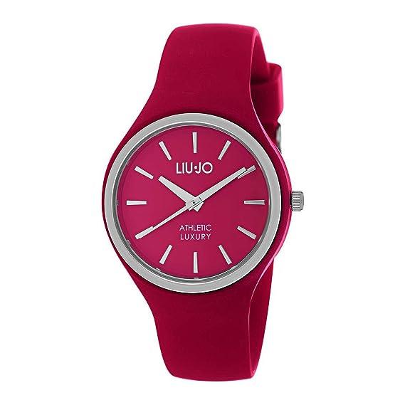 orologio solo tempo donna Liujo Sprint casual cod. TLJ1142  Amazon.it   Orologi 851008f63bf