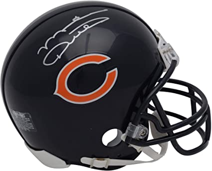 e0df6e0ccdb Mike Ditka Chicago Bears Autographed Riddell Replica Mini Helmet - Fanatics  Authentic Certified - Autographed NFL