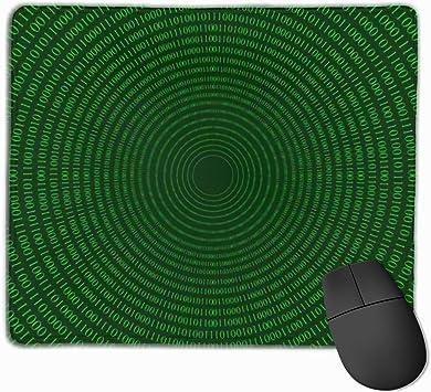 Programador Binario Circular código Gaming Mouse Pad ...