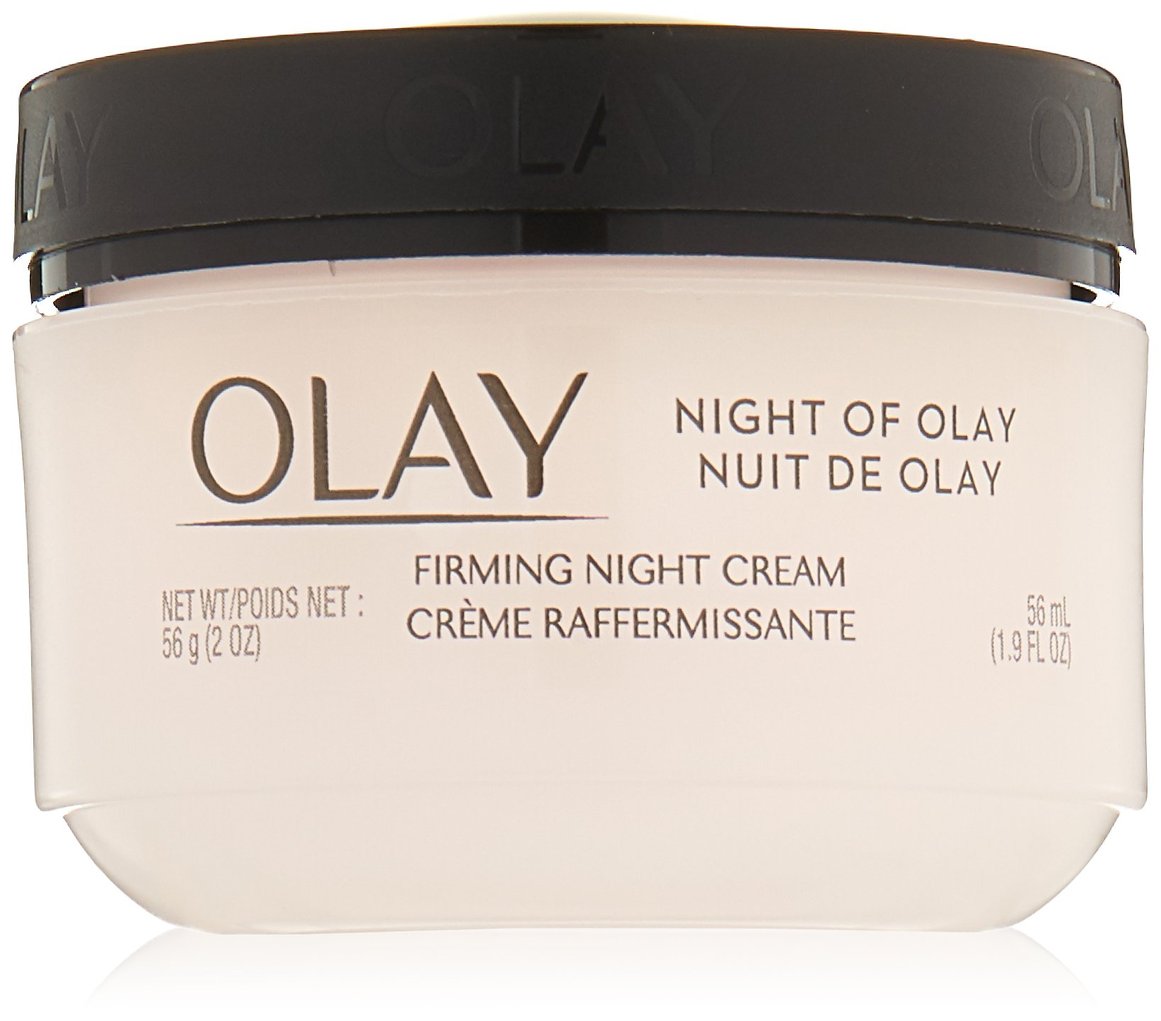 OLAY Night of OLAY Firming Cream 2 oz (Pack of 2) by Olay