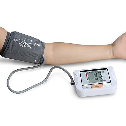 EUPH Tensiómetro Tensiómetro de brazo Smart brazo Tensiómetro, ihb y Who indicador 90 x 2