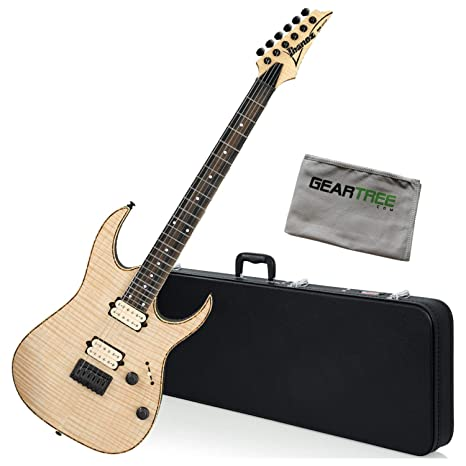 Ibanez RGEW521FM NTF Natural Flat RGEW - Guitarra eléctrica con ...