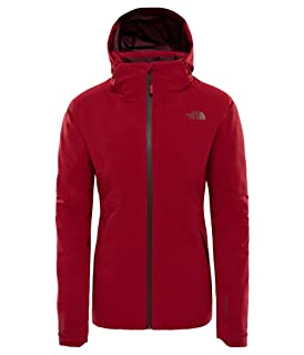 The North Face W Afgtx Thrml Jkt Rumba Red/Rumba Red L