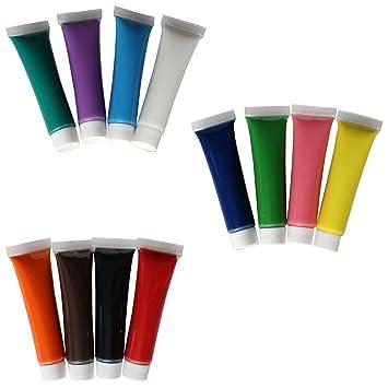 Pro Acryl Nagellack Farbe von Kurtzy - 12 Farben Nagel Malerei ...