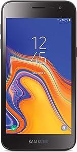 Tracfone Samsung Galaxy J2 4G LTE Prepaid Smartphone (Locked) - Black - 16GB - SIM Card Included - CDMA