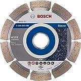 Bosch 2 608 602 598 125mm 1pieza(s) hoja de sierra circular - hojas de sierra circular (Piedra, 12,5 cm, 2,22 cm, 1,6 mm, 1 pieza(s))
