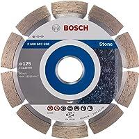 Bosch 2608602598 Disque à tronçonner diamanté standard for stone 125 x 22,23 x 1,6 x 10 mm
