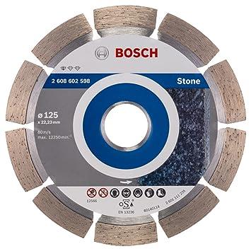 Berühmt Bosch Professional Pro Diamanttrennscheibe Standard for Stone zum &YS_12