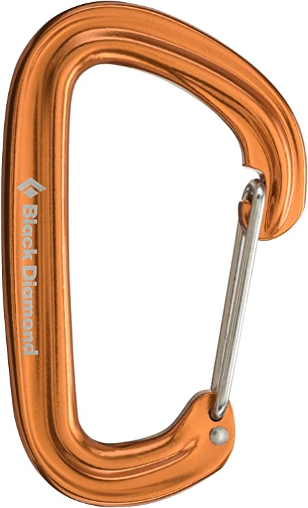 Black Diamond Neutrino - The Best Carabiner For Harsh Climate