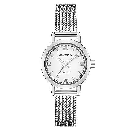 Amazon.com: naivety - Reloj de pulsera para mujer, de lujo ...