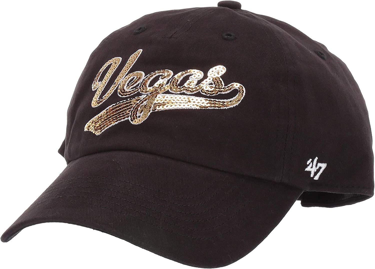 '47 NHL Vegas Golden Knights Sparkle Swoop 47 Clean Up