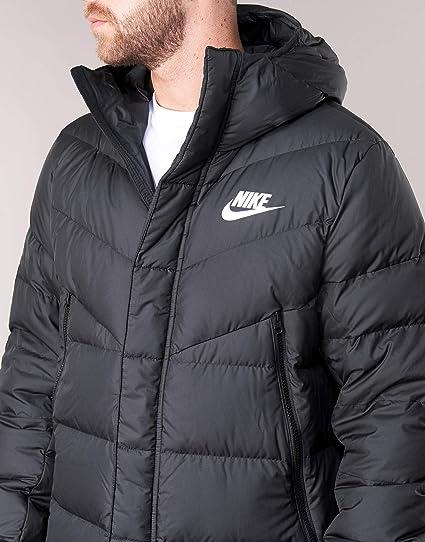 Nike Down Fill Warmth Parka HD Chaqueta, Hombre: Amazon.es