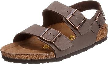 0236dc724970 Birkenstock Unisex Adults  Milano Sandals