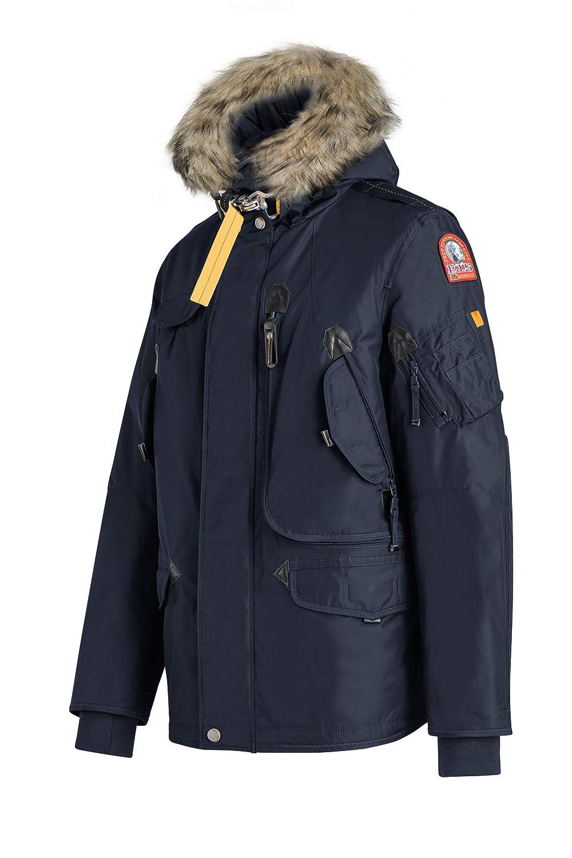 Parajumpers Herren Mantel Gr. XL, Navy: : Bekleidung