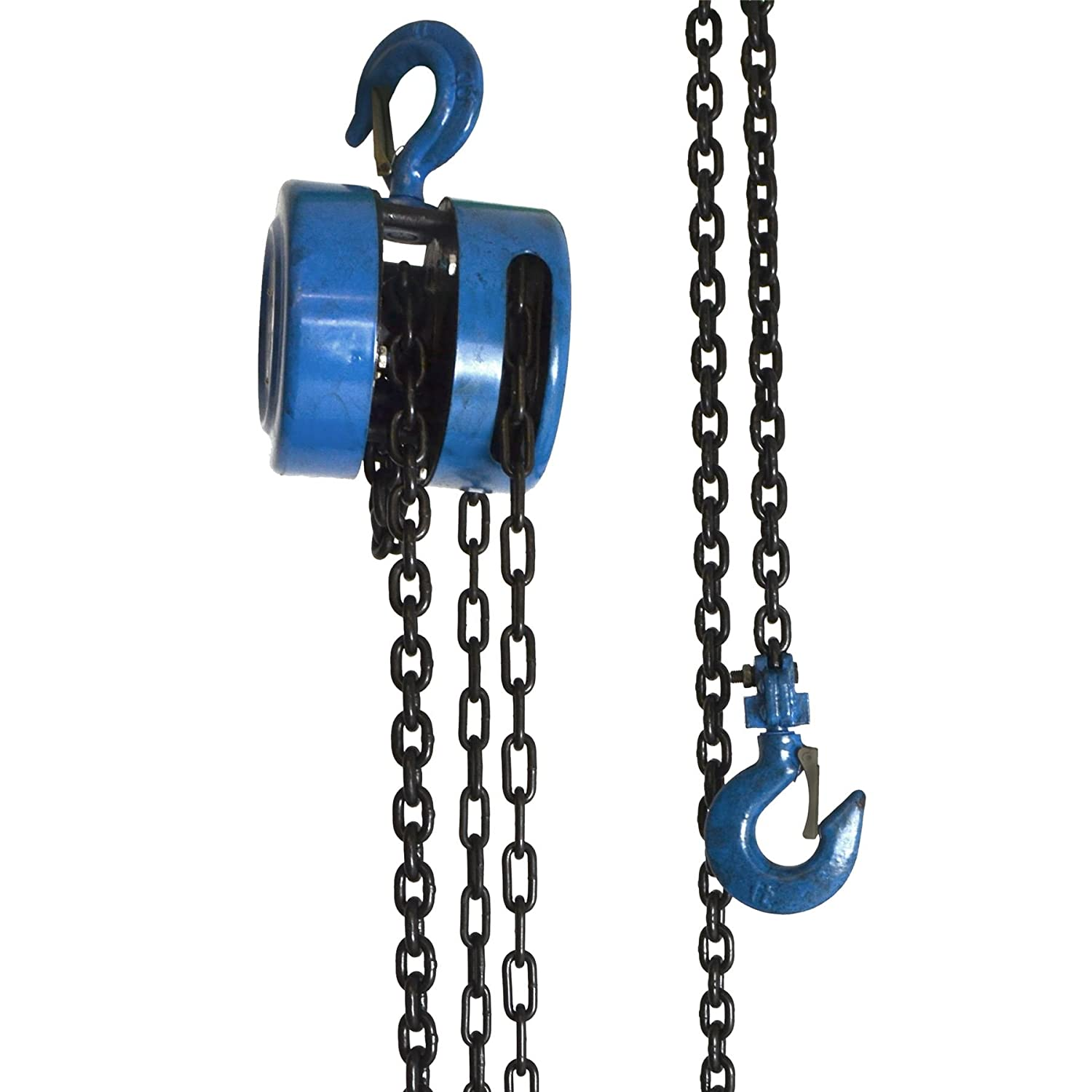 1 Ton Chain Block / Pulley Lifting Block / Engine Lift / Crank Chain Hoist TE298 AB Tools