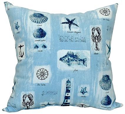 Amazon NewportLayton Beachcomber Surf Decorative Pillow 40'' X Custom Newport Layton Decorative Pillows