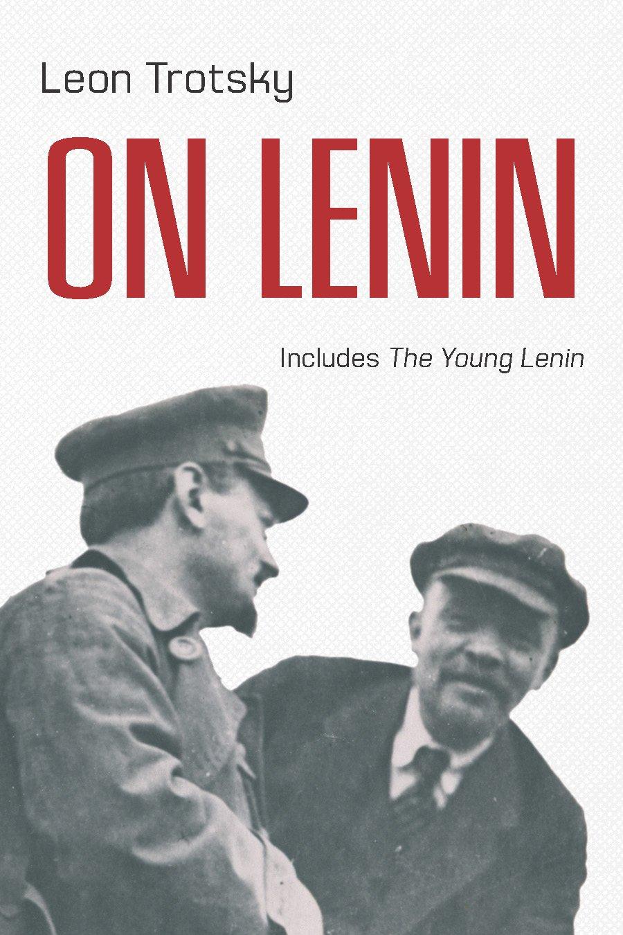 trotsky on lenin leon trotsky 9781608467914 amazon com books