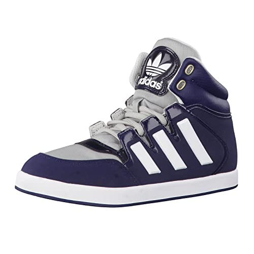 821ff77590 Para Niños de Adidas Zapatillas Drop Step, Color Azul, Talla 34: Amazon.es: Zapatos  y complementos
