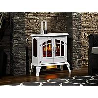 Comfort Smart Freestanding Electric Stove White
