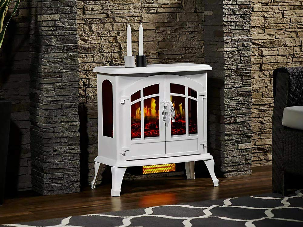 Comfort Smart Freestanding Electric Stove White by Comfort Smart