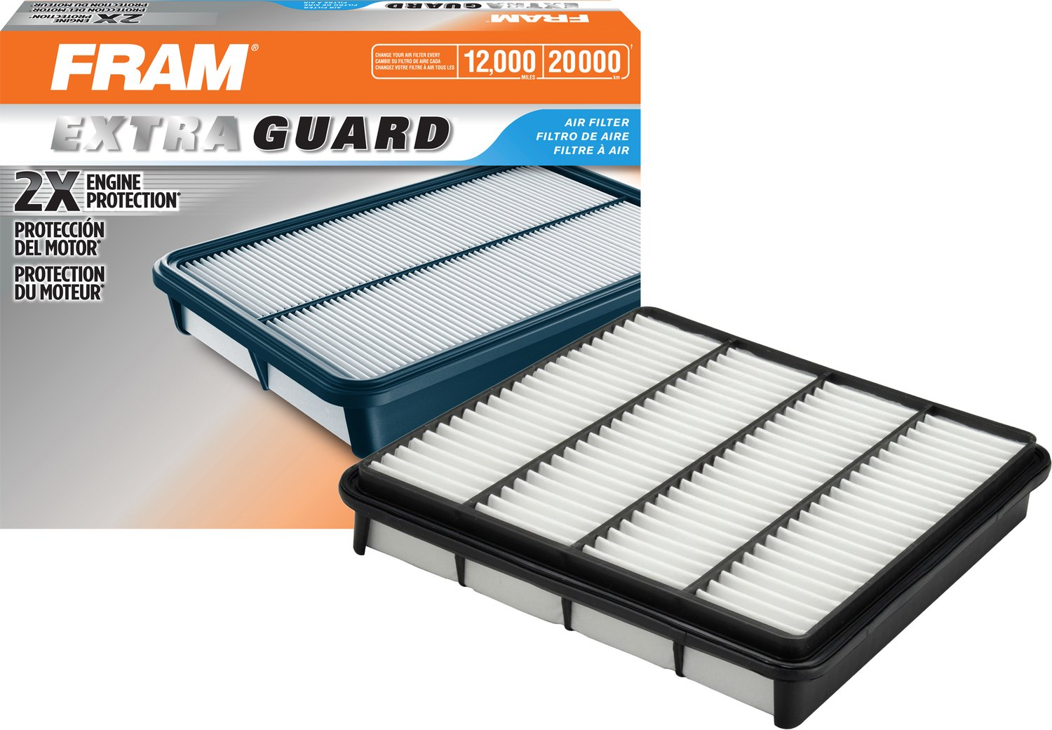 FRAM CA10343 Extra Guard Panel Air Filter FRA:CA10343