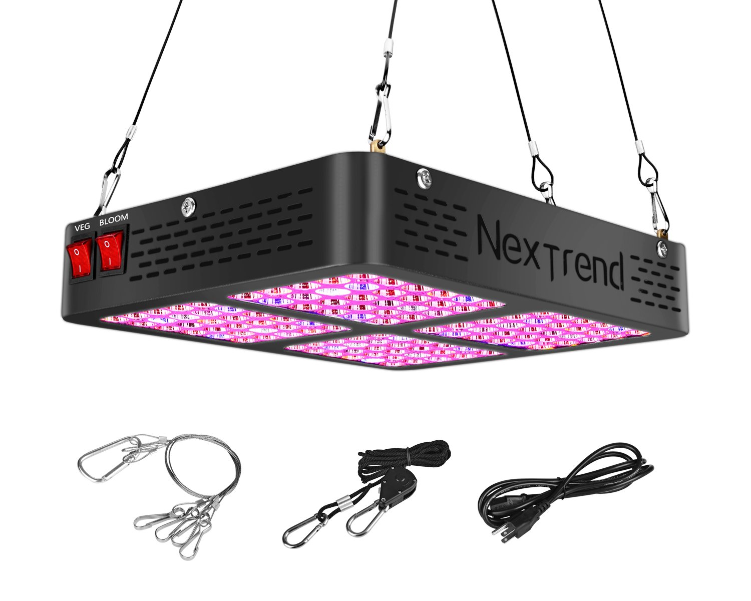 Nextrend Best LED Grow Lights Reviews