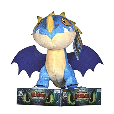 How to Train Your Dragon 3 Stormfly Soft Toy: Toys & Games