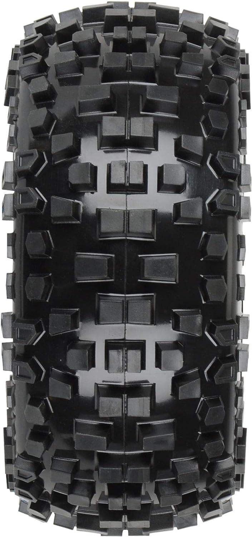 Pro-line Racing Badlands SC MTD Raid Tires : Slash 2WD PRO118210 6x30 4WD F//R 2