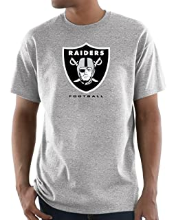 c57a31f5f Oakland Raiders Majestic NFL Heart   Soul III Mens Black T-Shirt