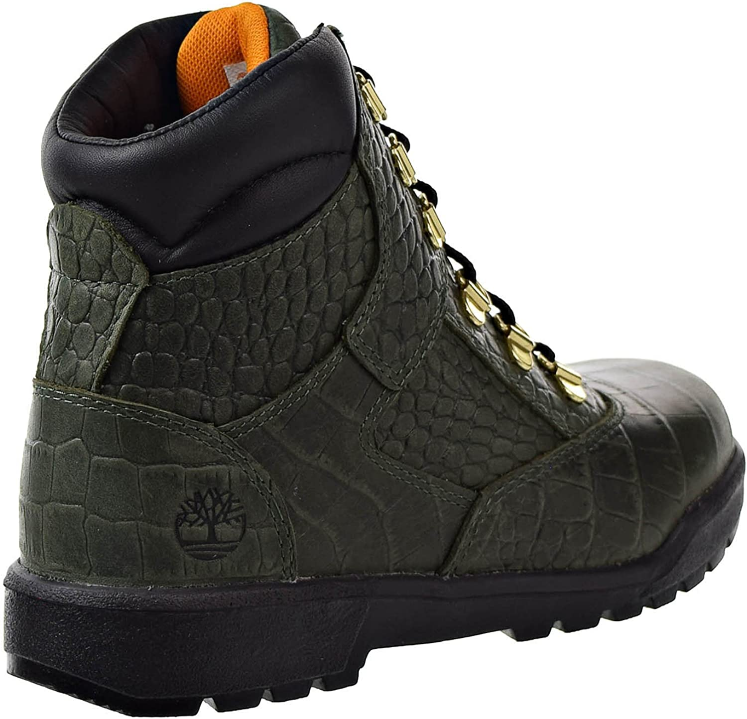 Timberland Juniors 6 in Leather Field Boot
