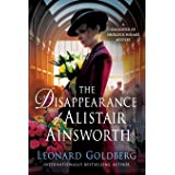 Disappearance of Alistair Ainsworth (The Daughter of Sherlock Holmes Mysteries, 3)