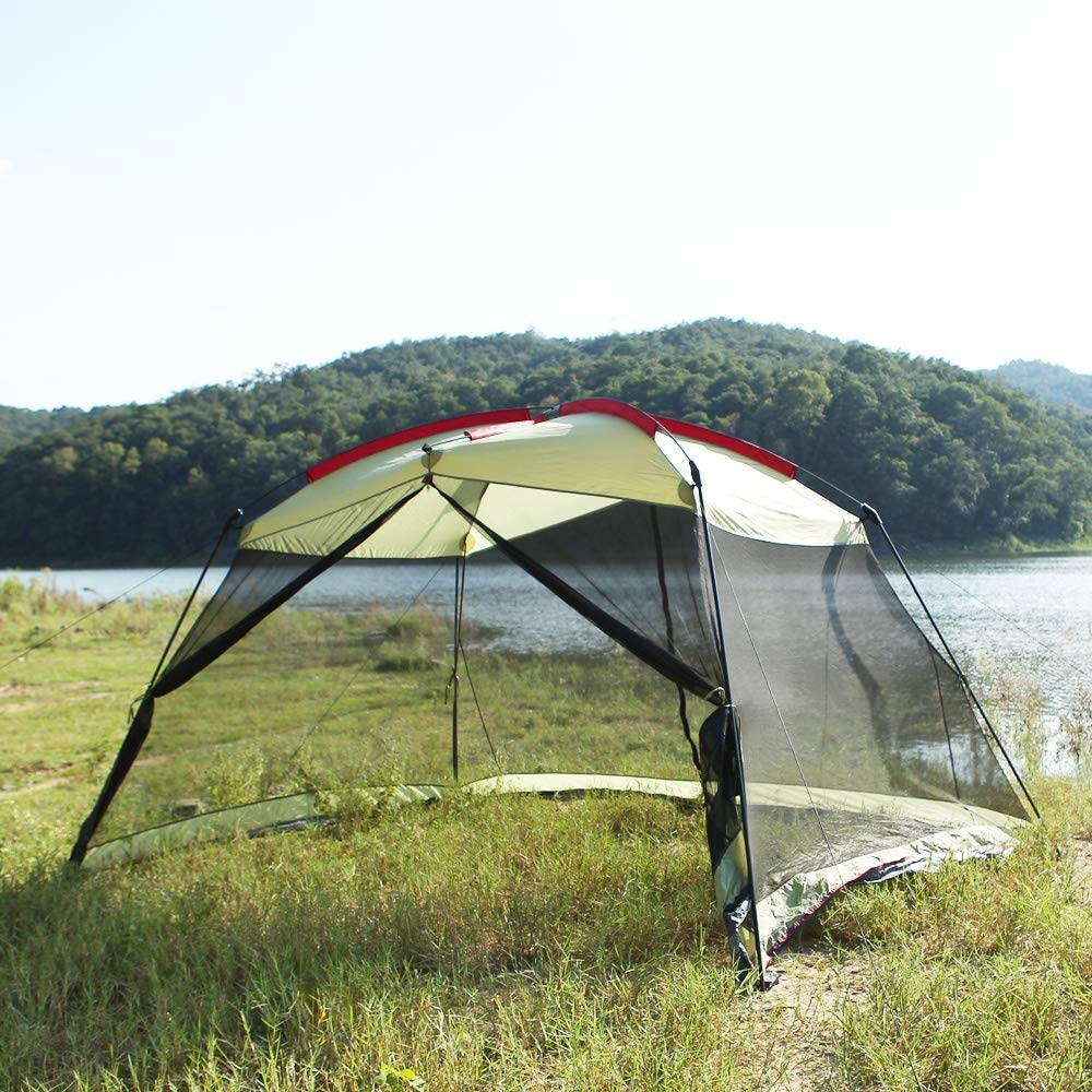 YDYL Screen House 13'x9',Instant Canopy shelter,Insect Proof, Easy intallation for Outdoor Kitchen