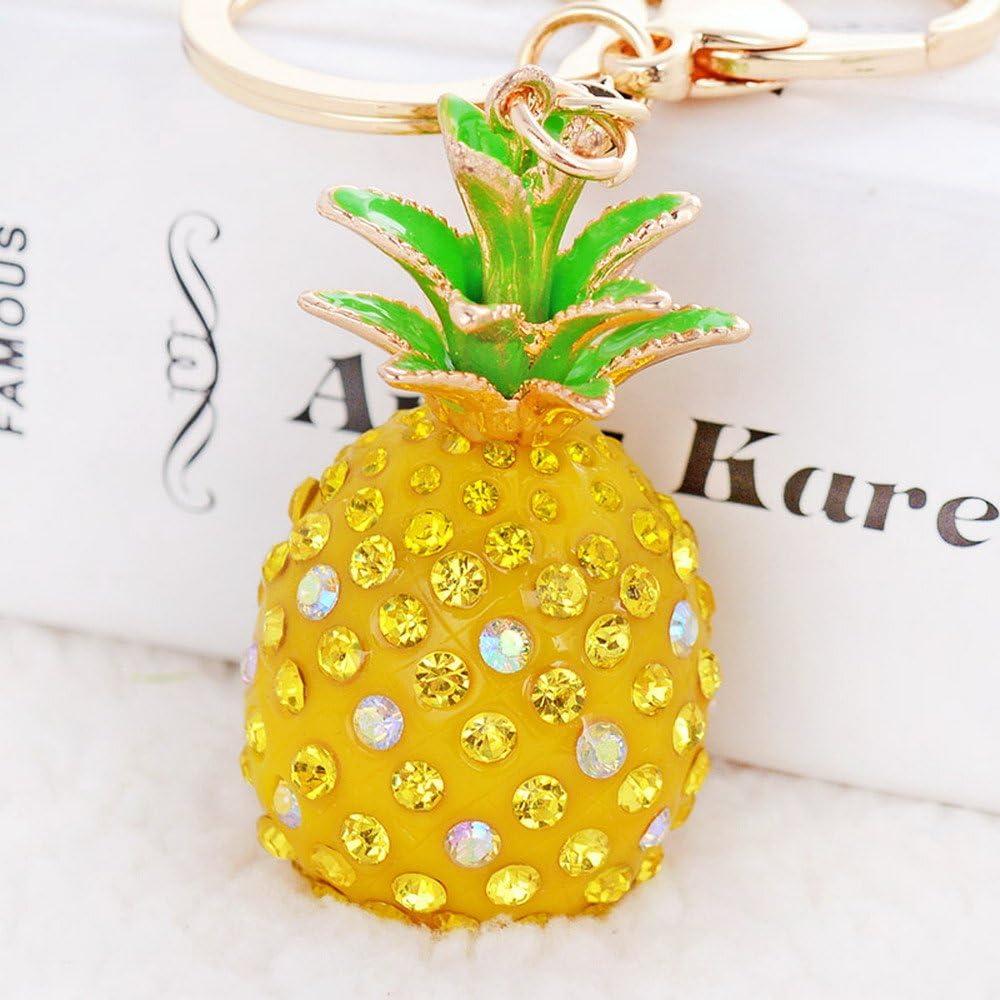 Pineapples Purse Charm