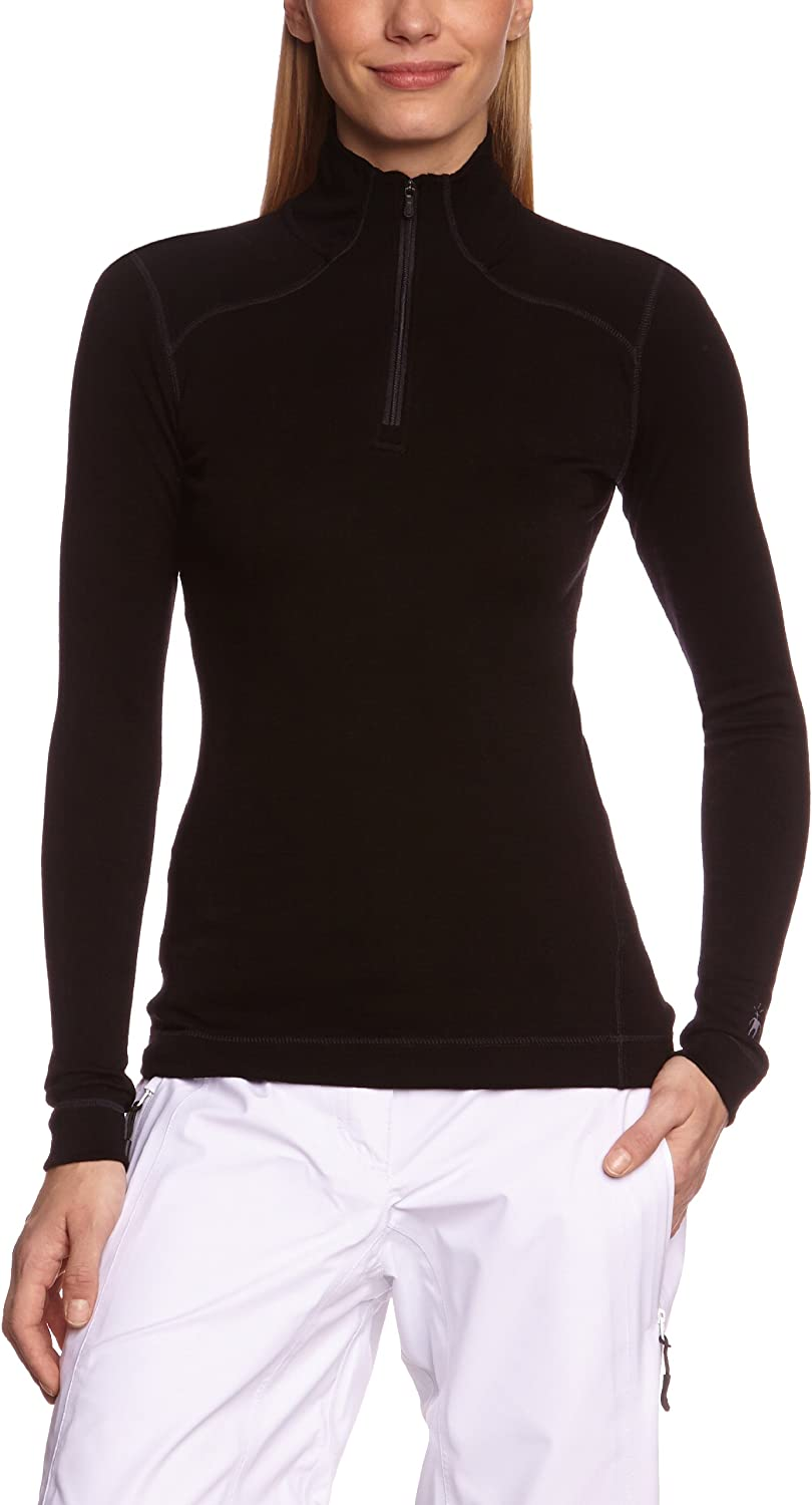 Smartwool NTS Midweight Womens Top with Zip