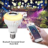 LightMe Intelligent E27 LED White + RGB Light Ball