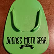 Amazon.com: Tapete para caballete de motocicleta, de la ...