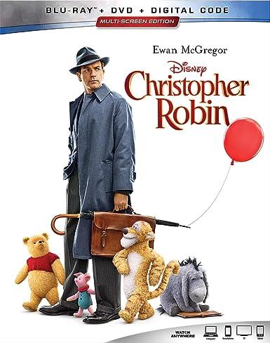 CHRISTOPHER ROBIN [Blu-ray]