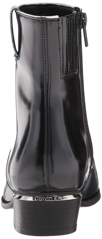Amazon.com: Calvin Klein Nanuka Bota de tobillo para mujer ...