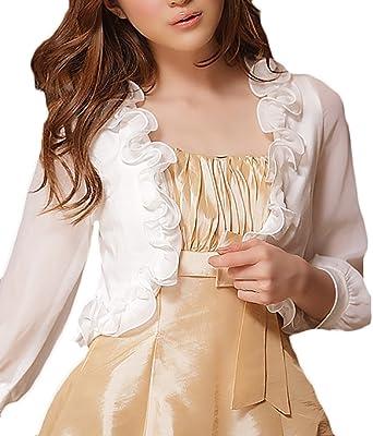 Amazonas clásico mejor servicio Saoye Fashion Mujer Boleros para Vestidos De Fiesta Vestidos ...
