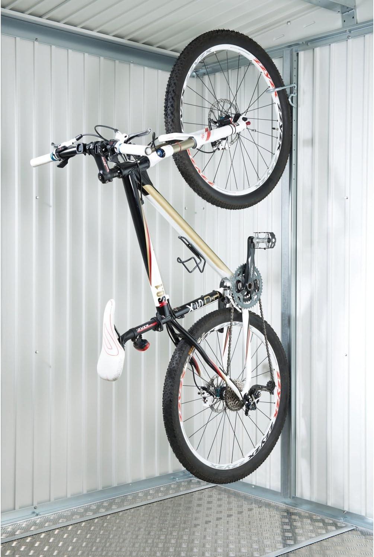 Soporte para bicicleta bikemax para Biohort Europa y dispositivo Armario