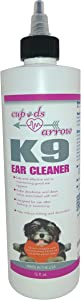 K9 Ear Cleaner – Infection Treatment – Effective Results - Advanced Purple Solution – 12 oz – Made in USA